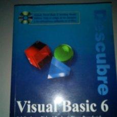 Libros de segunda mano: VISUAL BASIC 6 PRENTICE HALL. Lote 143726098
