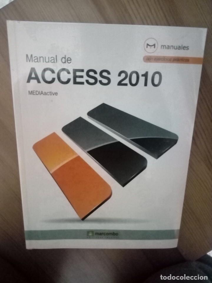ACCESS 2010 (Libros de Segunda Mano - Informática)