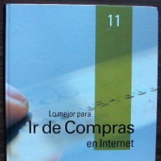 Libros de segunda mano: GUÍA PRÁCTICA DE INTERNET 2000 - Nº 11 - IR DE COMPRAS EN INTERNET.. Lote 147772018