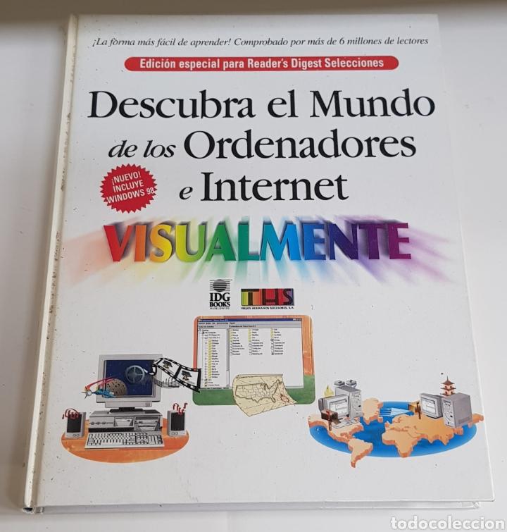 DESCUBRA EL MUNDO DE LOS ORDENADORES E INTERNET - ARM06 (Libros de Segunda Mano - Informática)