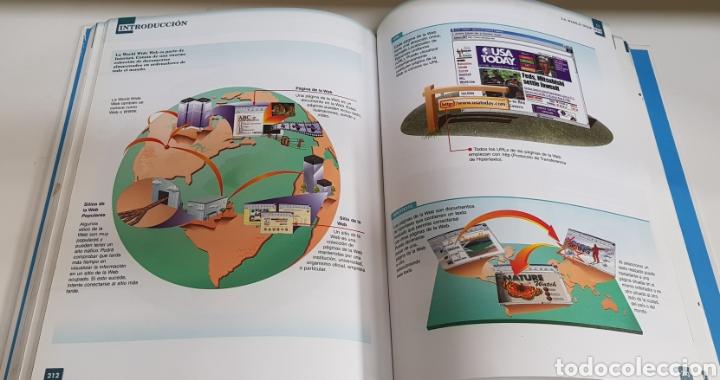 Libros de segunda mano: Descubra el mundo de los ordenadores e internet - arm06 - Foto 2 - 149647704