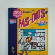 Libros de segunda mano - MS-DOS PARA TORPES (6.2) CON ILUSTRACIONES DE FORGES. ANAYA MULTIMEDIA. TDK362 - 151077182
