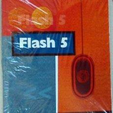 Libros de segunda mano: FLASH 5 - CENTRO DE ESTUDIOS ADAMS - ED. VALBUENA 2002 - VER DESCRIPCIÓN. Lote 151384982