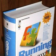 Libros de segunda mano: RUNNING MICROSOFT OFFICE2000 PREMIUM POR HALVORSON Y YOUNG DE ED. MCGRAW HILL EN MADRID 1999. Lote 152202574