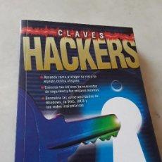 Libros de segunda mano: CLAVES HACKERS, DE MIKE NORTON Y CLINTON MUGGE. MACGRAW HILL. EXCELENTE ESTADO.. Lote 140540506