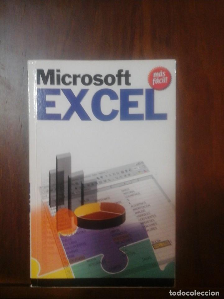 MICROSOFT EXCEL (Libros de Segunda Mano - Informática)