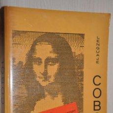 Libros de segunda mano: LENGUAJE COBOL, CIRO DE LA FUENTE, VER TARIFAS ECONOMICAS ENVIOS. Lote 155834230