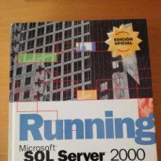 Libros de segunda mano: GUÍA COMPLETA MICROSOFT SQL SERVER 2000 (VV. AA.) MCGRAW - HILL. Lote 156850766