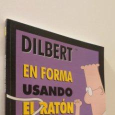 Libros de segunda mano: EN FORMA USANDO EL RATÓN - ADAMS, SCOTT. Lote 157667424