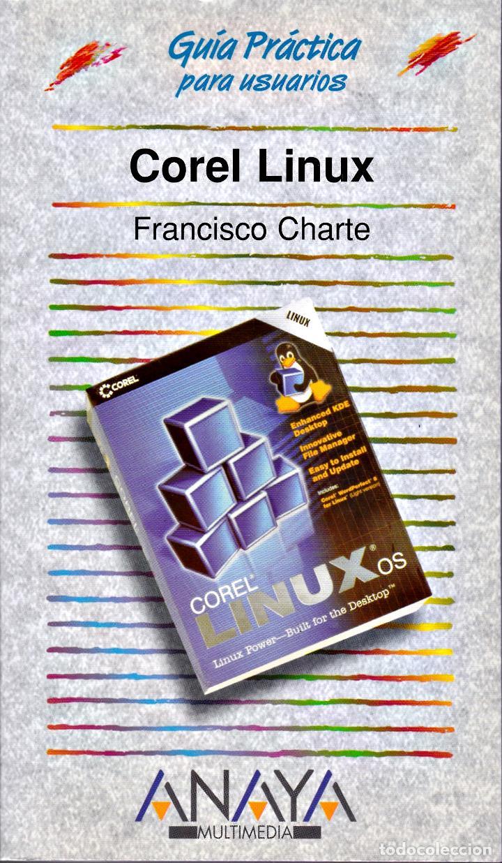 COREL LINUX (Libros de Segunda Mano - Informática)