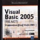 Libros de segunda mano: VISUAL BASIC 2005 (VB. NET · PROGRAME CON VISUAL STUDIO 2005) · POR THIERRY GROUSSARD - 412 PÁGINAS . Lote 160017286