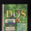 Libros de segunda mano: EL GRAN LIBRO DEL MS-DOS 6.2 POR H. Y M. TORNSDORF · MARCOMBO, 1994 · NO INCLUYE CD-ROM. Lote 160031754