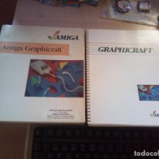 Libros de segunda mano: AMIGA GRAPHICRAFT COMMODORE DE 1986. Lote 160165282