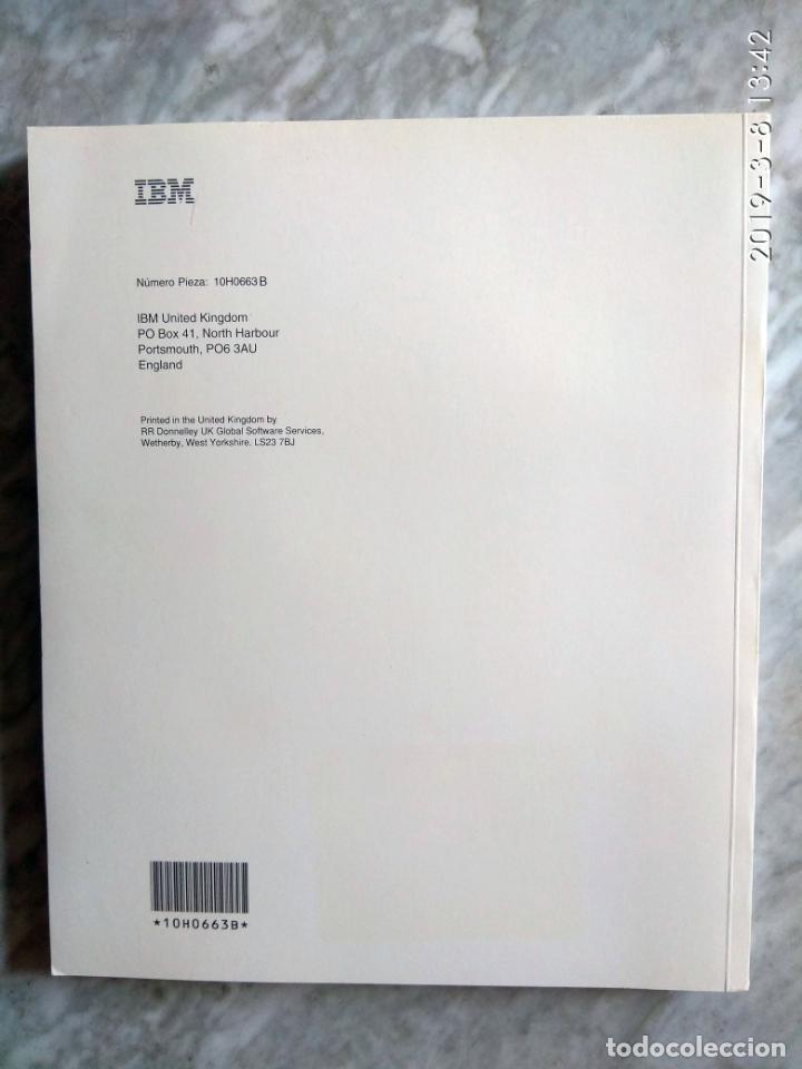 Libros de segunda mano: Lote 3 manuales: Guía del usuario IBM PC DOS, DOS 3.30 Guía del usuario, Iniciación al DOS 4.00 - Foto 3 - 162342910