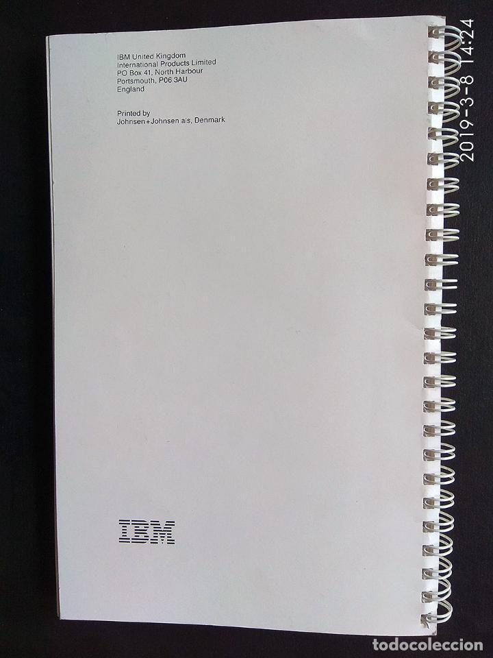 Libros de segunda mano: Lote 3 manuales: Guía del usuario IBM PC DOS, DOS 3.30 Guía del usuario, Iniciación al DOS 4.00 - Foto 11 - 162342910