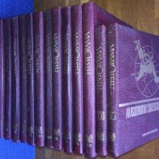 Libros de segunda mano: HISTORAMA CODEX LA GRAN AVENTURA DEL HOMBRE - COMPLETO, 14 TOMOS (1965). Lote 162612942