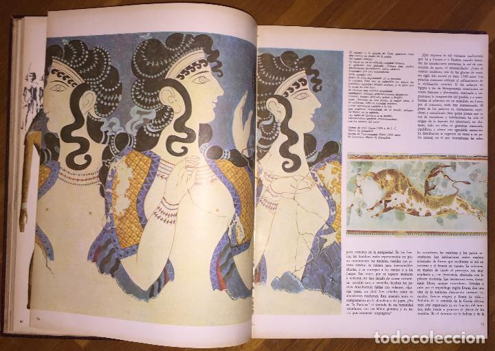 Libros de segunda mano: HISTORAMA CODEX LA GRAN AVENTURA DEL HOMBRE - COMPLETO, 14 TOMOS (1965) - Foto 2 - 162612942