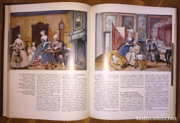Libros de segunda mano: HISTORAMA CODEX LA GRAN AVENTURA DEL HOMBRE - COMPLETO, 14 TOMOS (1965) - Foto 3 - 162612942