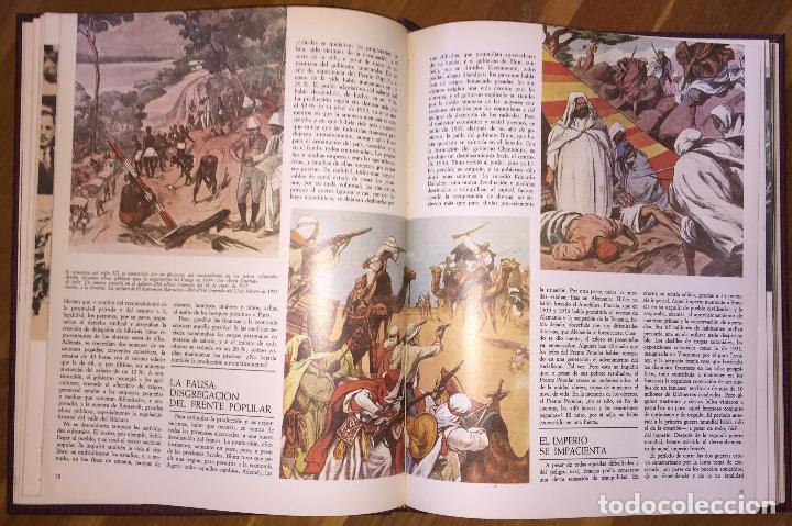 Libros de segunda mano: HISTORAMA CODEX LA GRAN AVENTURA DEL HOMBRE - COMPLETO, 14 TOMOS (1965) - Foto 4 - 162612942