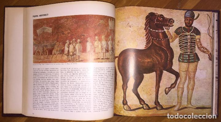 Libros de segunda mano: HISTORAMA CODEX LA GRAN AVENTURA DEL HOMBRE - COMPLETO, 14 TOMOS (1965) - Foto 5 - 162612942