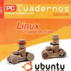 Libros de segunda mano: PC CUADERNOS - LINUX. Lote 166520802