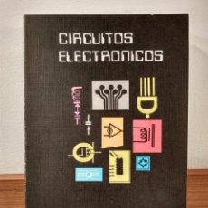 Libros de segunda mano: CIRCUITOS ELECTRÓNICOS. DIGITALES I. GARCÍA GUERRA, A. 3º ED. AMPLIADA Y MEJORADA. ISBN 8474020670.. Lote 166747706