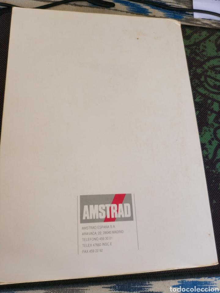 Libros de segunda mano: Amstrad PCW 8256/9512 manual del usuario (AMSFILE, SUPERCALC 2, CONTABILIDAD, 3D AJEDREZ ) 1988 - Foto 2 - 167010128