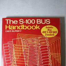 Livres d'occasion: THE S-100 BUS HANDBOOK. Lote 168295364