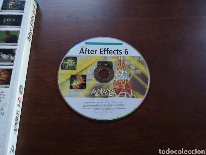 Libros de segunda mano: After Effects 6 de Anaya Multimedia - Foto 6 - 168623594