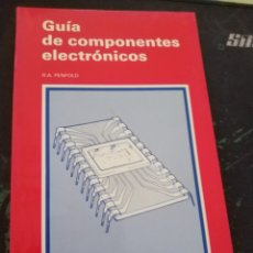 Libros de segunda mano: GUÍA DE COMPONENTES ELECTRÓNICOS - R.A. PENFOLD. Lote 169651878