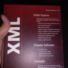 Libros de segunda mano: XML AL DESCUBIERTO. Lote 171448208