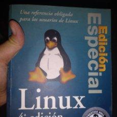 Libros de segunda mano: LINUX. Lote 171448317