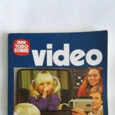 Libros de segunda mano: SERE TODO SOBRE VIDEO PARRAMON. Lote 171644310