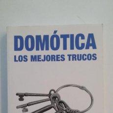 Libros de segunda mano: DOMOTICA. LOS MEJORES TRUCOS. GORDON MEYER. ANAYA MULTIMEDIA. O'REILLY. TDK391. Lote 171731088