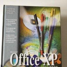 Libros de segunda mano: GINI COURTER/ ANNETTE MARQUÍS/ KARLA BROWNING - OFFICE XP 2002 - EDITORIAL ANAYA. Lote 171765470