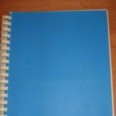 Libros de segunda mano: APUNTES SISTEMAS OPERATIVOS. UNIVERSIDAD MÉRIDA. CURSO 1991-92. INCLUYE EXÁMENES FINALES.. Lote 171813549