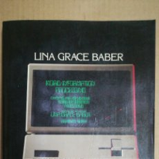 Libros de segunda mano: WORD/INFORMATION PROCESSING. CONCEPTS AND APPLICATIONS. LINA GRACE BABER. 1984.. Lote 172020589