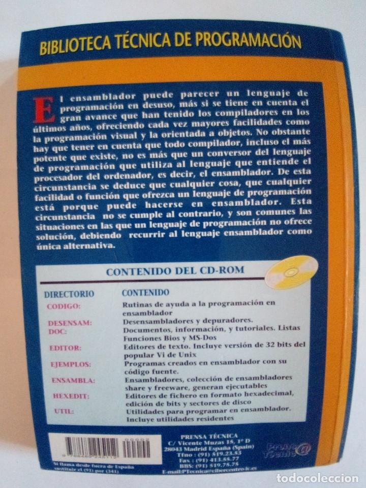 Libros de segunda mano: LOTE 5 LIBROS DE INFORMATICA VER FOTOS - Foto 4 - 172254020