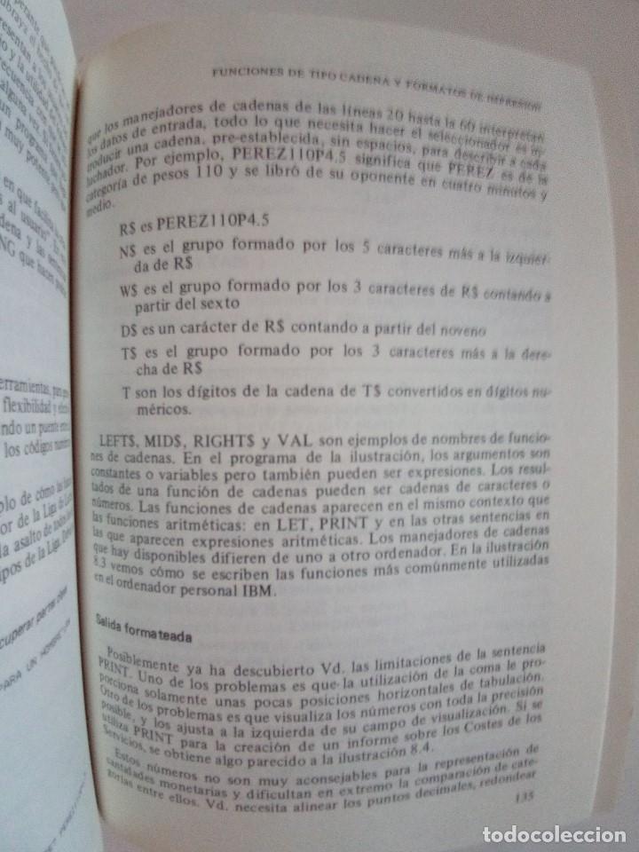 Libros de segunda mano: LOTE 5 LIBROS DE INFORMATICA VER FOTOS - Foto 13 - 172254020