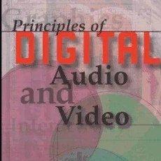 Libros de segunda mano: PRINCIPLES OF DIGITAL AUDIO AND VIDEO INGLÉS. Lote 172400389