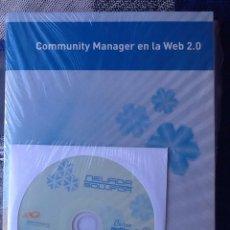 Libros de segunda mano: CURSO COMMUNITY MANAGER EN LA WEB 2.0. Lote 172896698