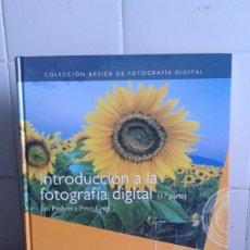 Libros de segunda mano: COLECCIÓN BÁSICA DE FOTOGRAFÍA DIGITAL, INTRODUCCIÓN A LA FOTOGRAFIA DIGITAL 1ª PARTE. Lote 173089577