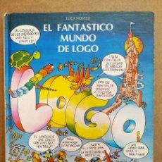 Libros de segunda mano: EL FANTÁSTICO MUNDO DE LOGO, POR LUCA NOVELLI (ANAYA, 1986).. Lote 173139279