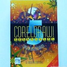 Libros de segunda mano: CORELDRAW 5 COREL DRAW CURSO DE DISEÑO GRAFICO NOGUERA MUNTADAS INCLUYE COREL VENTURA INFORMATICA. Lote 173367460