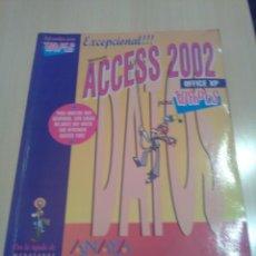 Libros de segunda mano: INFORMATICA PARA TORPES - ACCESS 2002. Lote 173430842