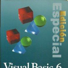 Libros de segunda mano: VISUAL BASIC 6 EDICION ESPECIAL BRIAN SILER PRENTICE HALL1998. Lote 173452998