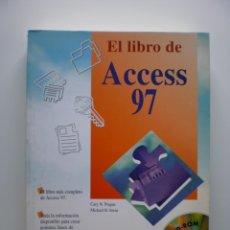 Libros de segunda mano: ACCESS 97. Lote 173495590
