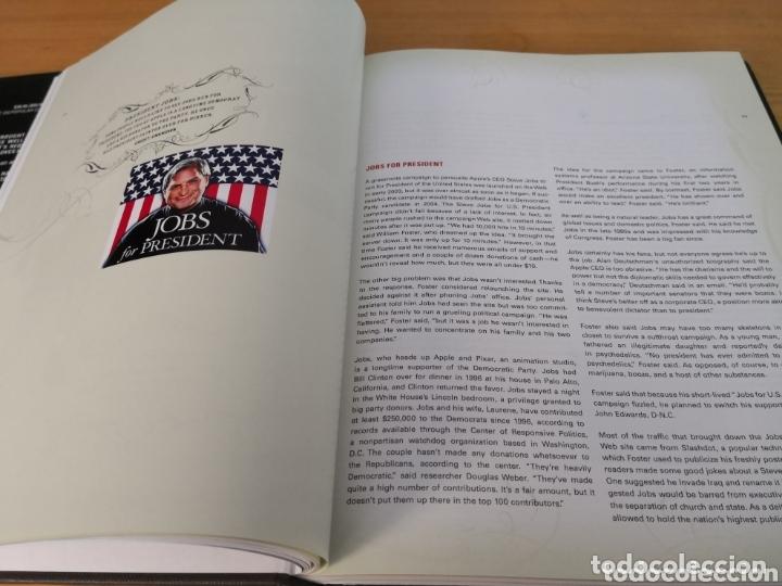 Libros de segunda mano: The cult of Mac Leander kahney 2004 en ingles - Foto 5 - 173899213