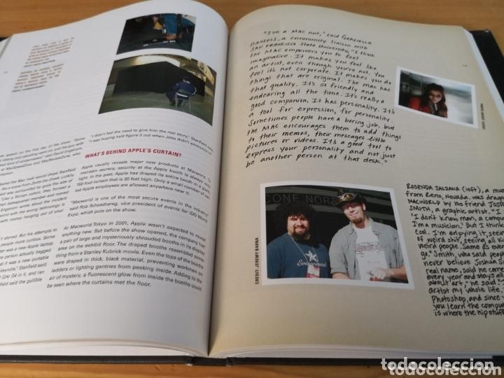 Libros de segunda mano: The cult of Mac Leander kahney 2004 en ingles - Foto 7 - 173899213