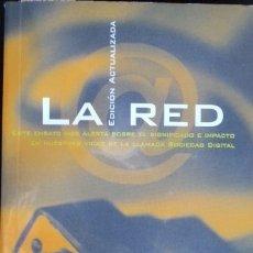 Libros de segunda mano: LA RED. - CEBRIÁN, JUAN LUIS.. Lote 173692660